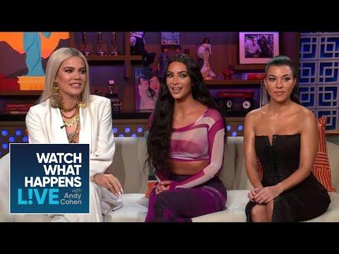 Kim Kardashian's Take On Plastic Surgery Look Alikes   WWHL