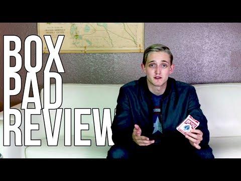 BoxPad - A Review
