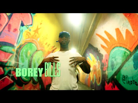 Borey Bills - Chuck Norris (Dir. By @BenjiFilmz)