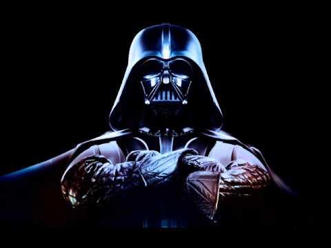 Darth Vader - Castle of Glass