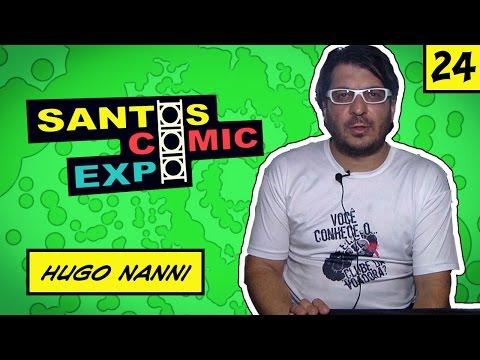 E24 HUGO NANNI   SANTOS COMIC EXPO 2014
