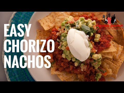 Primo – Fast Fact – Easy Chorizo Nachos | Everyday Gourmet S6 EP09