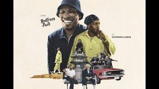 Anderson .Paak - TINTS ft. Kendrick Lamar (Official Lyric Video)