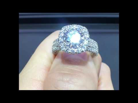 Tacori Engagement Rings - Beautiful Halo Setting