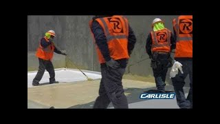 Voice of the Contractor: Carlisle 80mil PVC with HydroBond