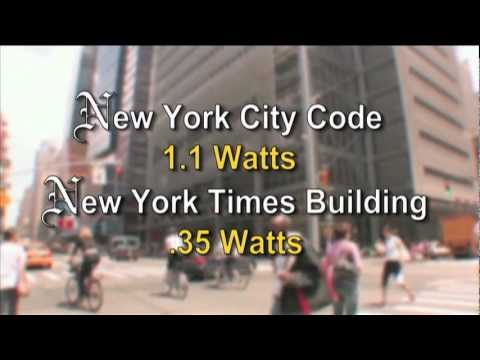 New York Times Light Management – Part 2, NECA/IBEW Team