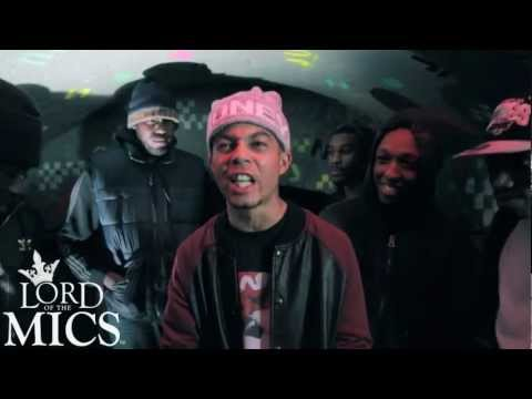 #LOTM4 Cypher – P MONEY, KOZZIE JAMMER AND MORE