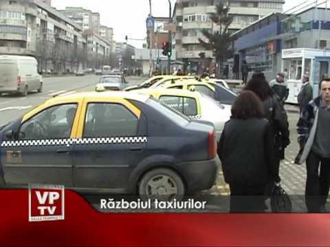 Războiul taxiurilor