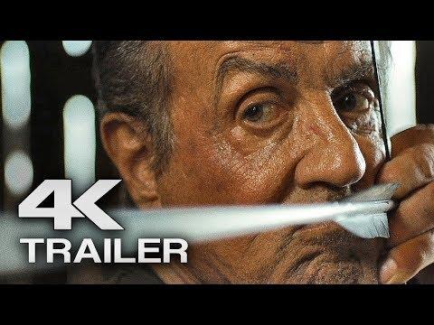 RAMBO 5 LAST BLOOD Trailer (4K ULTRA HD) 2019 - Sylvester Stallone Movie
