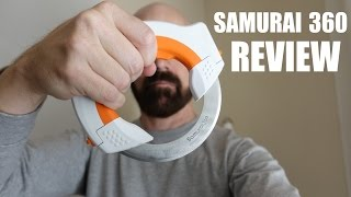 Samurai 360 Review: As Seen on TV Rolling Knife