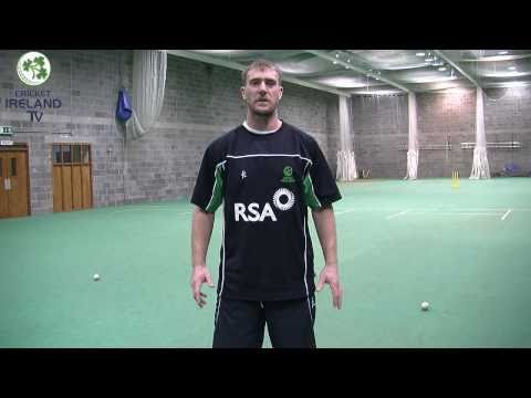 cricketcoachguy - John Mooney shows off his magnificent fielding skills. Inspire the Incredible, the latest 'viral' video from Cricket Ireland TV. Come On You Boys in Green! G...