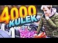 4000 KULEK W AUCIE NARINY!