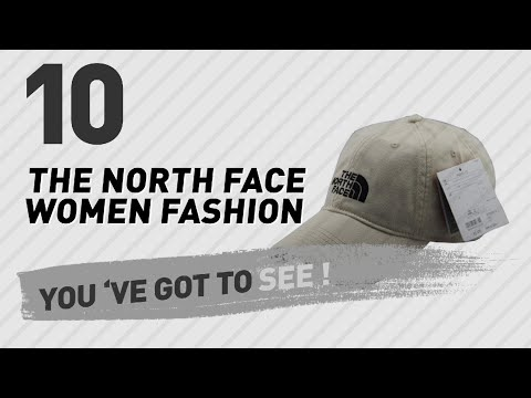 The North Face Cap // New & Popular 2017