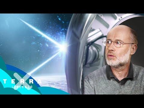 Warum Raumschiffe (fast) ungeschützt sind
