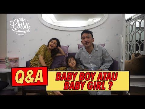 The Onsu Family - Q&A || Baby Boy Atau Baby Girl ??