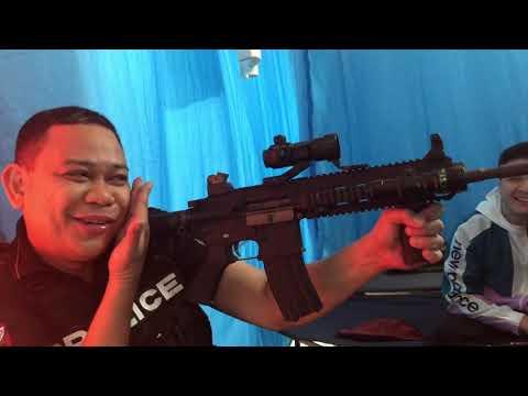 Kuya Jobert - Coco Martin Gun Tutorial