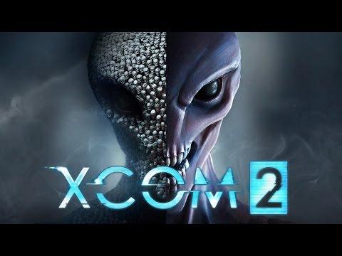Игра : XCOM 2 ХКОМ 2 Обзор Прохождение На русском ! Пошаговая стратегия с пришельцами!) №1