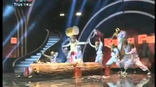 Vietnam's Got Talent 2013 - Bán Kết 4 Tập 13 Ngày 10_3  - Nhóm Lý Bằng