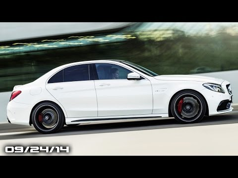 506 - Mercedes shows off the new 2015 Mercedes C63 AMG and we fully approve! Lotus doesn't want to switch up its engineering, so it looks like the US won't be gett...
