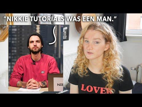 DEZE MAN PROBEERDE NIKKIE TUTORIALS TE OUTEN | Alice Olsthoorn