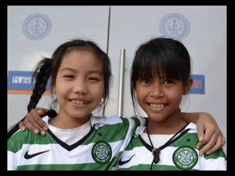 JCGE at the passport office - http://www.goodchildfoundation.com/ Hoops tops kindly donated by Celtic FC. The Thai Tims will be singing at Paradise soon, date of travel to be announced by...