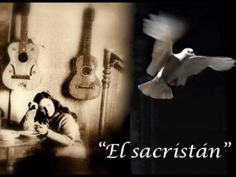 El Sacristán - Violeta Parra.