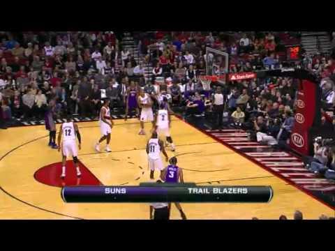 Phoenix Suns 71 – Portland Trail Blazers 109