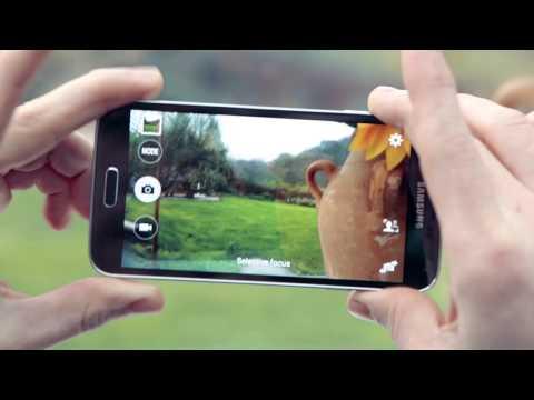 """Samsung Galaxy S5  - jak korzystać z funkcji """"Selektywny focus"""" oraz """"HDR"""""""