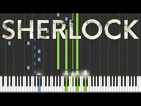 BBC's Sherlock Main Theme - David Arnold video tutorial preview