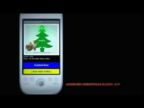 Video of Christmas Radio - Free