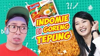 Video INDOMIE diGORENG TEPUNG Wkwkwkwk enak gak ya? #EGY MP3, 3GP, MP4, WEBM, AVI, FLV September 2018