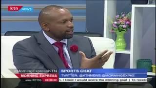 Morning Express: Sports chart- Aspire football dream operation manager-Rosemary Wambui 30th May 2106