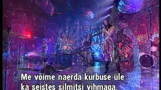 Carola Szücs - It Was You (Eesti NF 2006)
