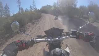 9. 2018 Yamaha XT250 perfect NF trail ride long video