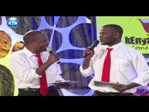 Kona - Uhuru Ruto Uniform - Kenya Kona Watch KTN Streaming LIVE from Kenya 24/7 on http://www.ktnkenya.tv Follow us on http://www.twitter.com/ktnkenya Like us on ht...