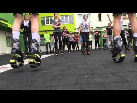 Kangoo Jumps - Cihangir Koleji Bahçeşehir Kampüsü