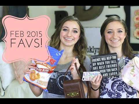 February 2015 Favorites | Brooklyn and Bailey