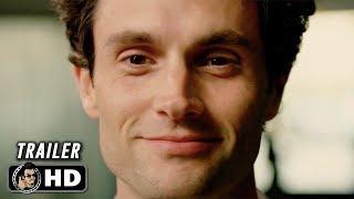 YOU Season 2 Official Teaser Trailer (HD) Penn Badgley by Joblo TV Trailers