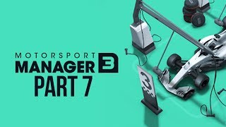 Motorsport Manager 3 Gameplay Walkthrough Part 7 - CHAMPIONSHIP DECIDER