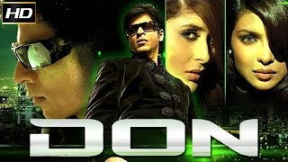 Nonton Don L Shahrukh Khan  Priyanka Chopra L 2006 Film Subtitle Indonesia Streaming Movie Download