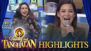 Video Tawag ng Tanghalan: Kyla and Mariel's jokes make Vice worry about their health MP3, 3GP, MP4, WEBM, AVI, FLV Desember 2018