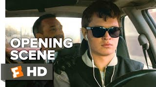 Download Video Baby Driver Opening Scene (2017) | Movieclips Coming Soon MP3 3GP MP4
