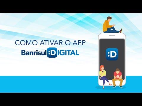 Saiba como instalar e ativar o app Banrisul Digital