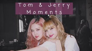 Video Rosé ☓ Lisa ❬Tom & Jerry Moments❭ MP3, 3GP, MP4, WEBM, AVI, FLV September 2019
