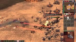 Video Command & Conquer 3 Tiberium Wars - Brutal AI Skirmish Match (HD) MP3, 3GP, MP4, WEBM, AVI, FLV November 2018