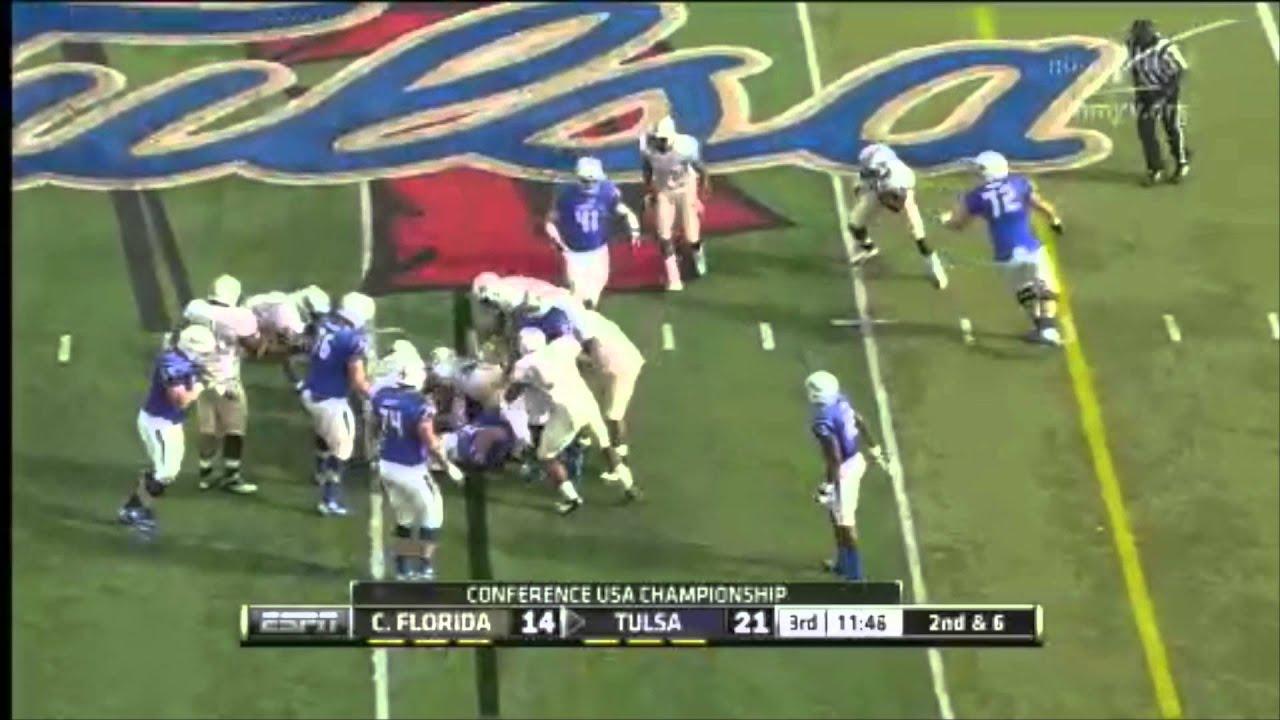 Jose Jose vs Tulsa (2012)