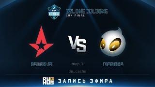 Astralis vs Dignitas, game 3