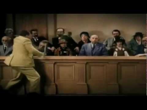 Desorden En La Corte - Los 3 Chiflados A Colores
