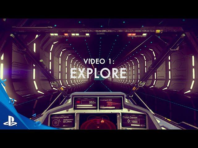 Видео к игре No Mans Sky