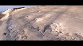 Mesurage de la dune du Pilat